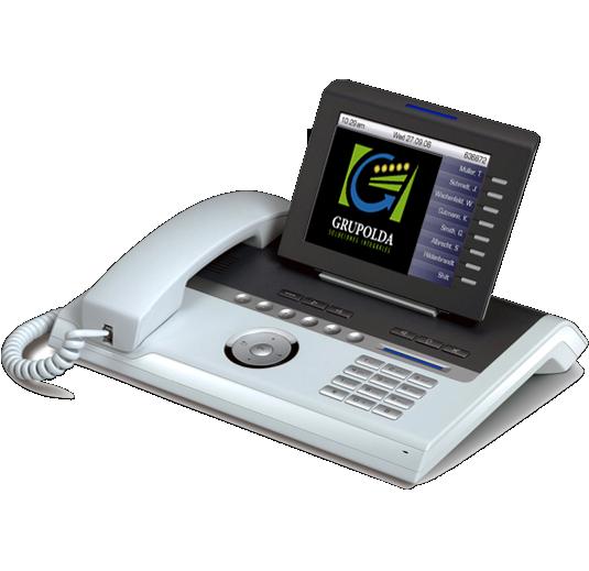 Centralitas telefónicas, Voz y Datos